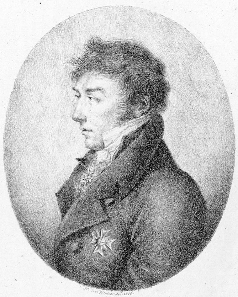 Γιόχαν Νέπομουκ φον Πόισλ, 1783–1865