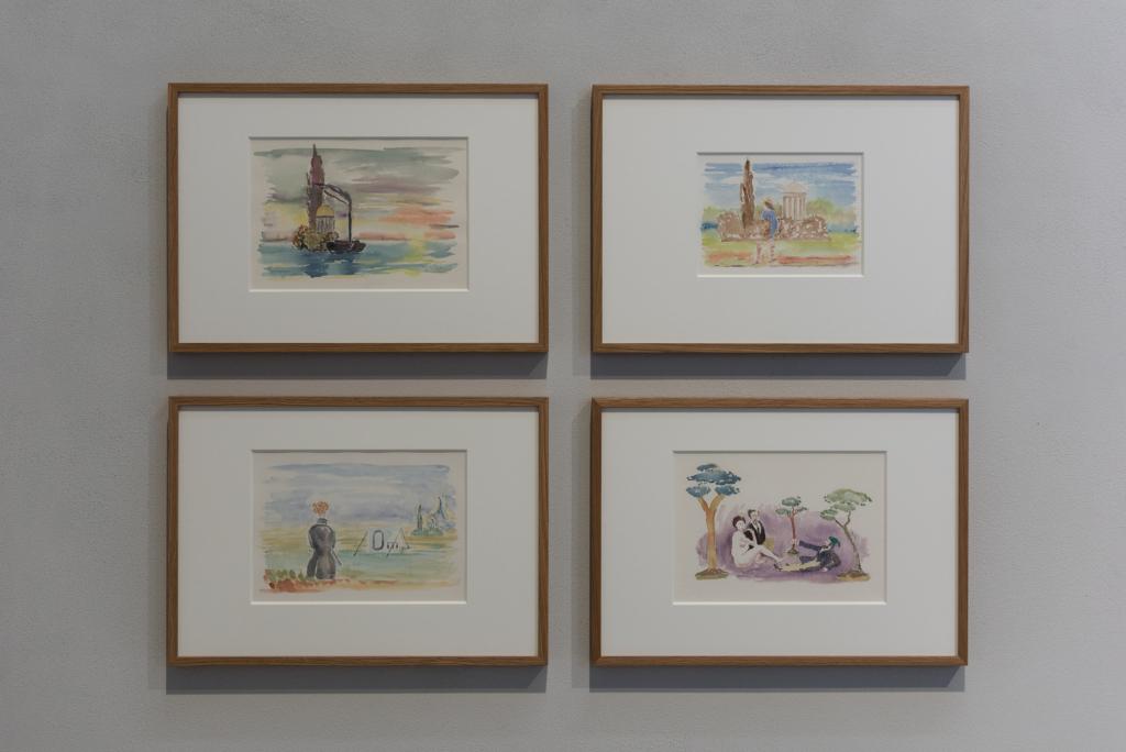 Installationsansicht, Neue Galerie, Kassel, documenta 14, Foto: Milan Soremski
