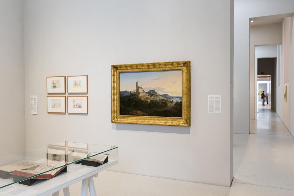 Installationsansicht, Neue Galerie, Kassel, documenta 14, Foto: Fred Dott